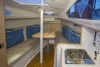 Interiors and details onboard Catalina 275 Sport in Annapolis, MD.