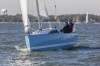 Catalina 275 Sport sailing in Annapolis, MD.