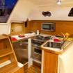 Catalina 315-Cucina